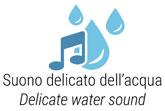 cada cu sunet delicat al apei