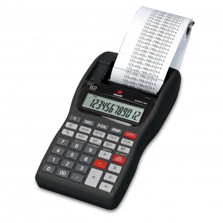 Calculator mic cu bandă Olivetti Summa 301