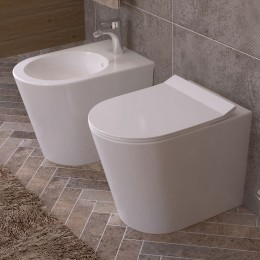 Pachet PONSI wc-bideu pe podea