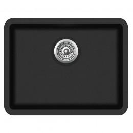 Chiuveta AQUASANITA Arca SQA102 - granit negru