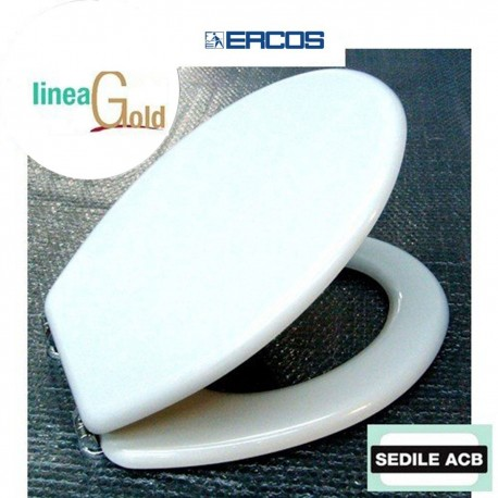 Capac WC Ercos Gold