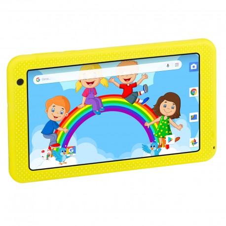 Tableta pentru copii Trevi KidTab7 SO3 galben